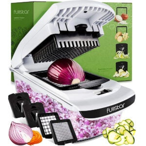 Vegetable Choppers Options: Fullstar Vegetable Chopper