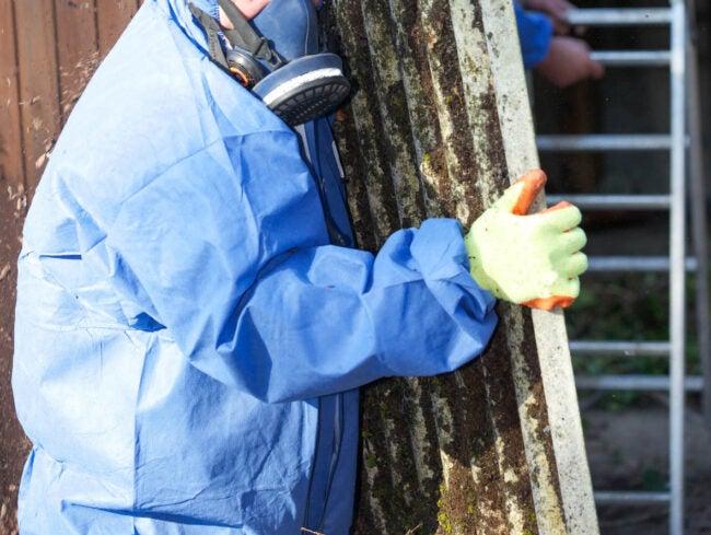 Asbestos Removal Cost DIY vs. Hiring a Professional