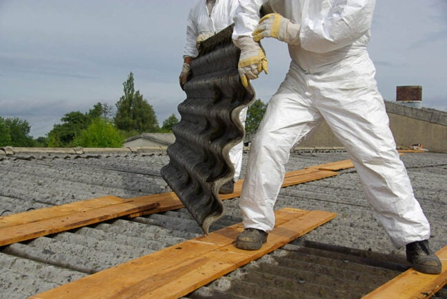 Asbestos Removal Cost by Location