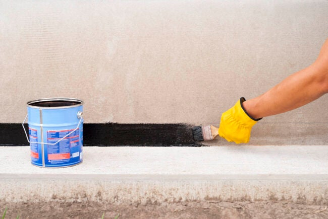 Basement Waterproofing Cost Methods