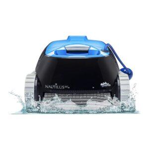 The Best Above Ground Pool Vacuum Option: DOLPHIN Nautilus CC Robotic Pool [Vacuum] Cleaner
