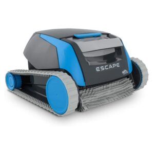 The Best Above Ground Pool Vacuum Option: Dolphin Escape Robotic Above Ground Pool Cleaner
