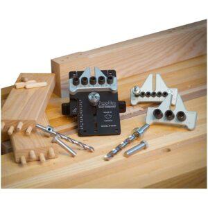 Best Dowel Jig Option: Jessem Model 08350 Dowelling Jig Master Kit
