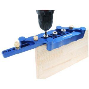 Best Dowel Jig Option: AUTOTOOLHOME Self Centering Doweling Jig Kit