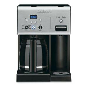 Best Dual Coffee Maker Option: Cuisinart CHW-12P1 12-Cup Programmable Coffeemaker