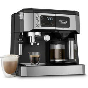 Best Dual Coffee Maker Option: De'Longhi All-in-One Combination Coffee Maker