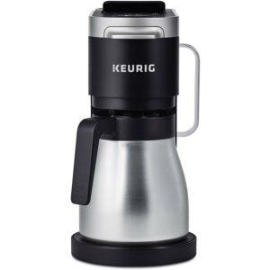 Best Dual Coffee Maker Option: Keurig K-Duo Plus Coffee Maker