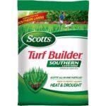 蜈蚣草的最佳肥料选项:Scotts South Turf Builder Lawn Food