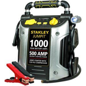Best Jump Starter With Air Compressor Option: STANLEY J5C09 JUMPiT Portable Power Station