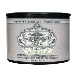 The Best Liquid Sander Deglosser Option: Heirloom Traditions All-In-One Paint Deglosser