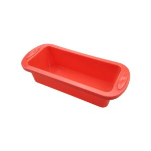 Best Loaf Pan Option: SILIVO Silicone Bread and Loaf Pan