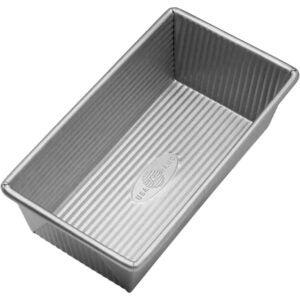 Best Loaf Pan Option: USA Pan Bakeware Aluminized Steel Loaf Pan
