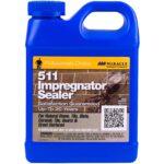 最佳大理石密封剂选项:奇迹密封剂511QT6 511浸渍密封剂