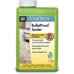 最好的大理石密封器选择:StoneTech防弹密封器
