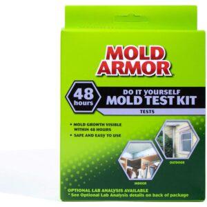The Best Mold Test Kit Option: Mold Armor FG500 Do It Yourself Mold Test Kit