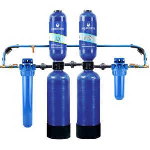 The Best Salt Free Water Softener Option: Aquasana Whole House Water Filter System