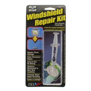 Best Windshield Repair Kit Blue