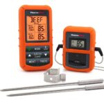 The Best Wireless Meat Thermometer Option: ThermoPro TP20 Wireless Digital Meat Thermometer