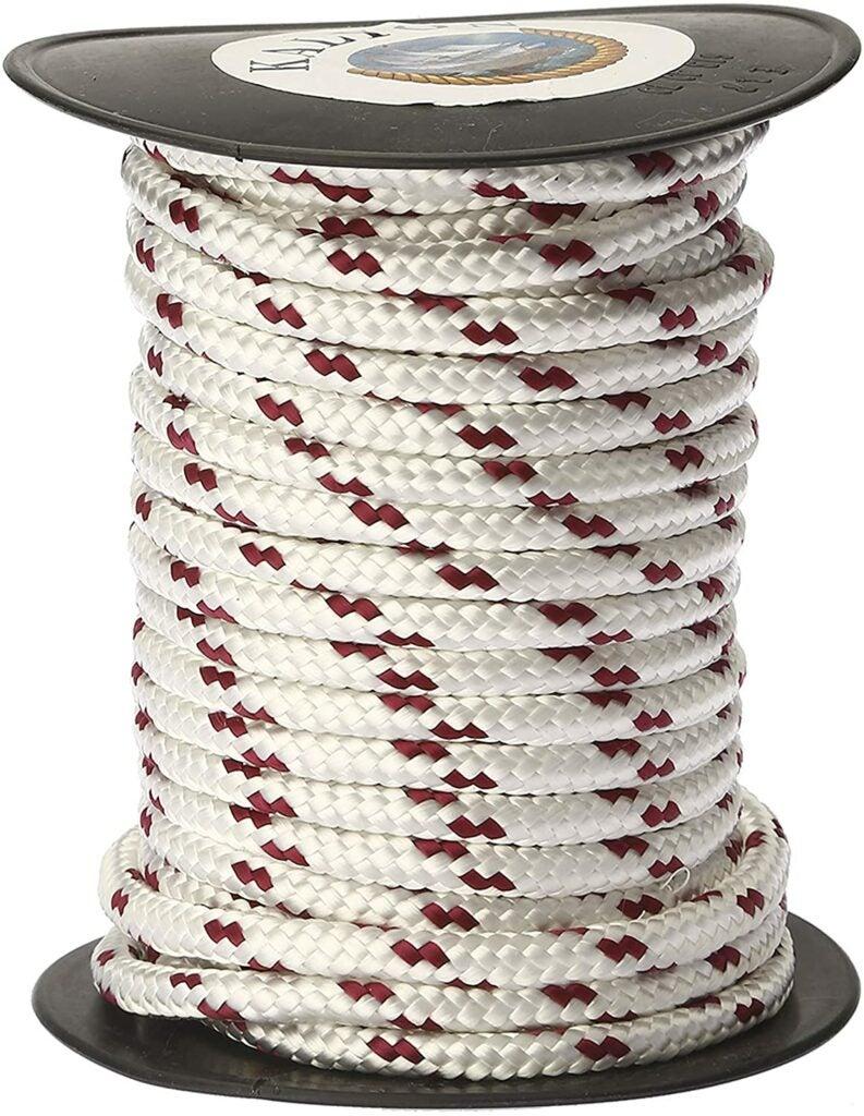types of rope - single braid