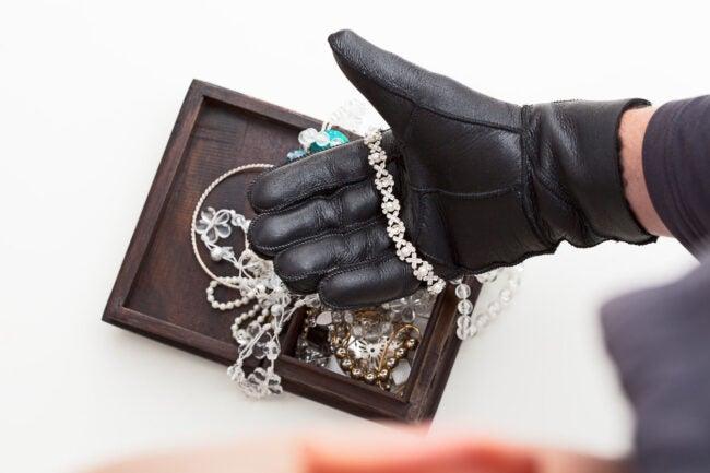 Burglary vs Robbery Robbery is Taking Someone's Property
