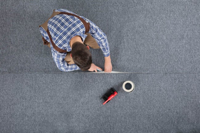 地毯安装成本