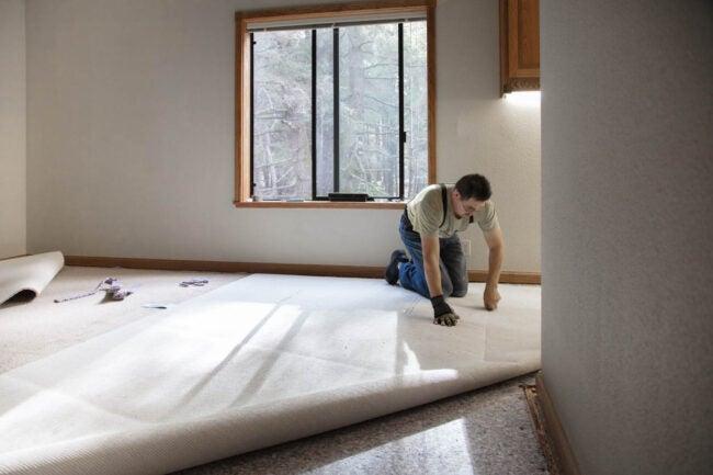 地毯安装费用问题