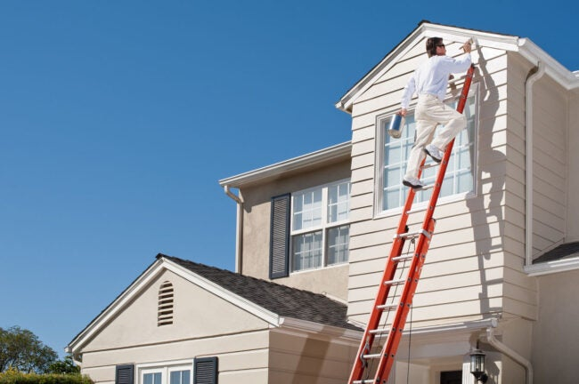 Cost To Paint a House