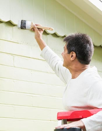 Exterior House Painting When to DIY