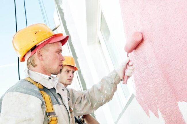 室外油漆何时聘请专业人员