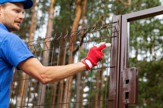 Fence Installation Cost Do I Need Fence Installation