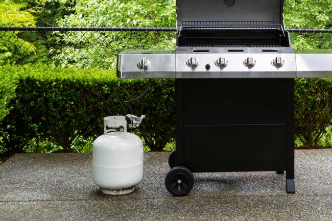 Gas Grill Won't Light Propane Tank May Not Be Connected