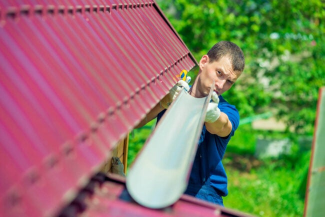 Gutter Replacement DIY or Hire a Professional