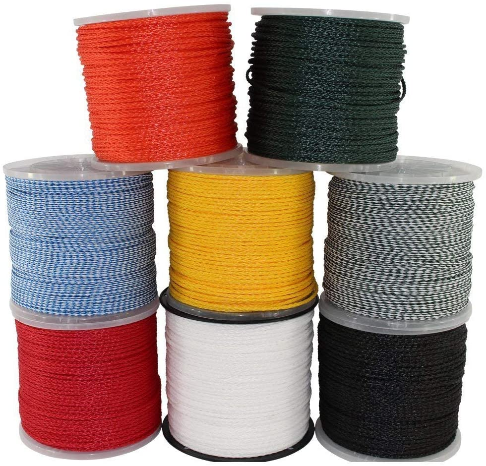 types of rope - hollow