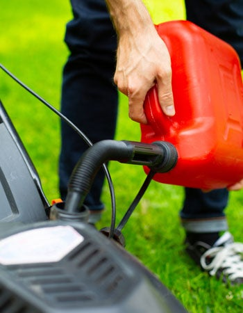 Lawn Mower Won't Stay Running Replace Fuel