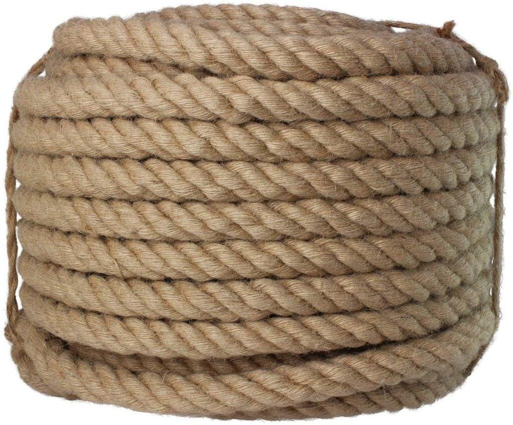types of rope - manila