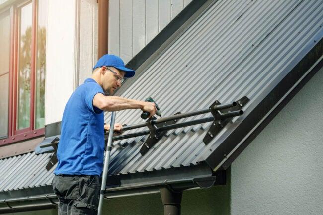 Metal Roof Cost Benefits of a Metal Roof