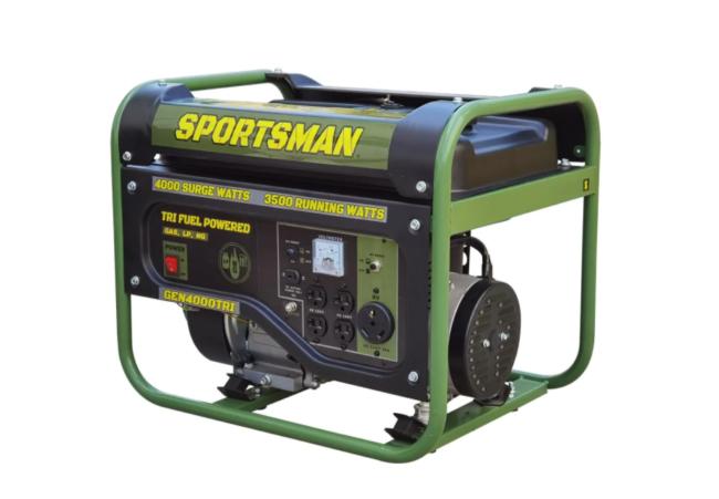 types of generators