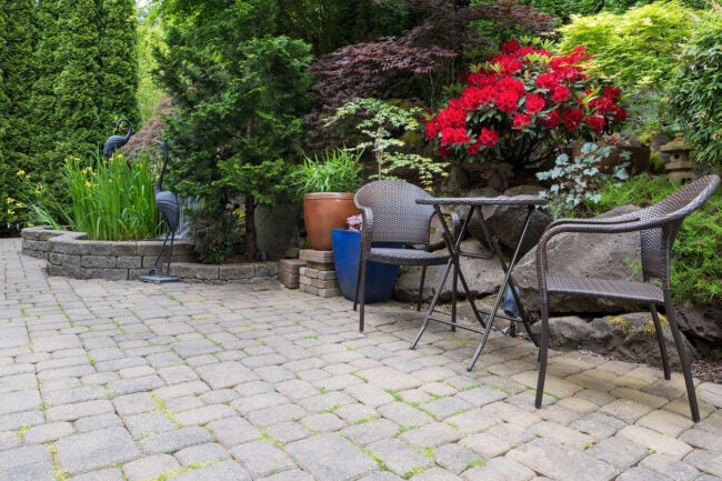 Paver Patio Cost Additional Costs