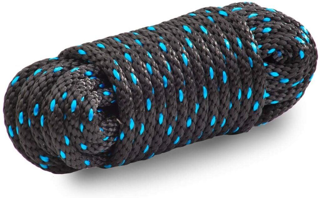 types of rope - polypropylene