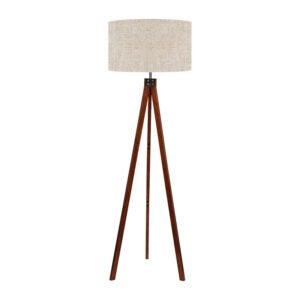 Prime Day Furniture Deals 2021: LEPOWER Wood Tripod Floor Lamp