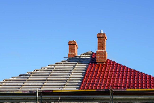 屋顶重置成本