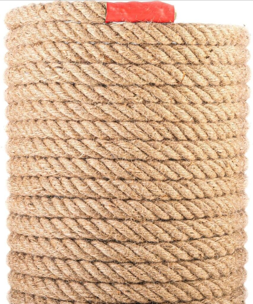 types of rope - natural