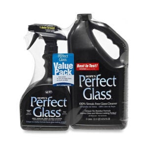 最适合玻璃淋浴的清洁选项:希望是完美的玻璃清洁剂