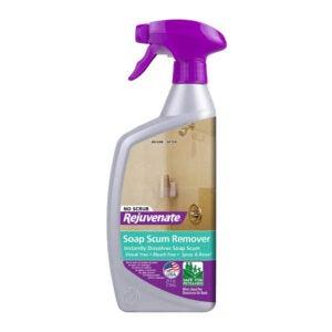 最佳清洁玻璃淋浴选择:恢复无磨砂肥皂浮渣去除