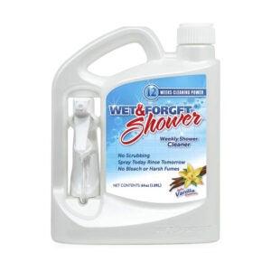 最佳清洁玻璃淋浴选择:湿和忘记淋浴清洁