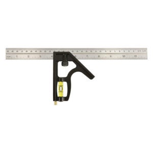 The Best Combination Square Option: Johnson Level & Tool 12-Inch Metal Combination Square