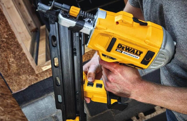 The Best Cordless Framing Nailer Options