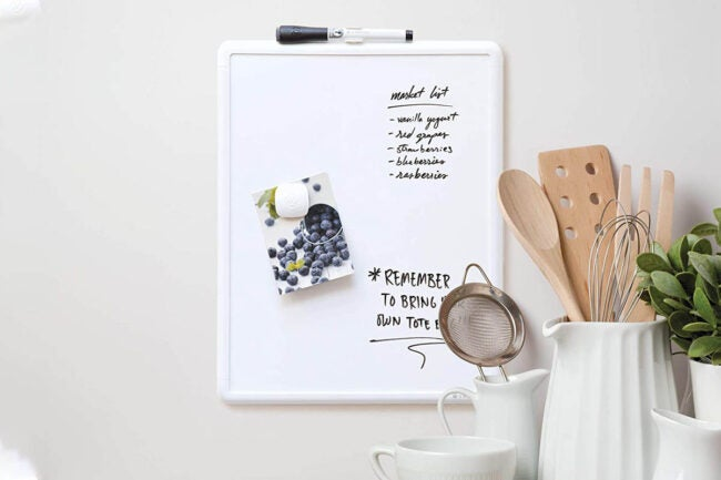 The Best Dry Erase Board Options