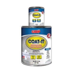 The Best Epoxy for Aluminum Option: Amazing GOOP 5400060 Coat-It Epoxy Sealer Adhesive