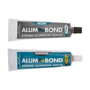 The Best Epoxy for Aluminum Option: Hy-Poxy H-450 Alumbond Putty Aluminum Repair Kit